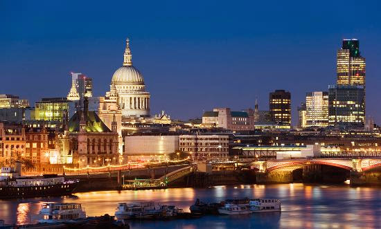 Top 25 destinations in the world: London, United Kingdom