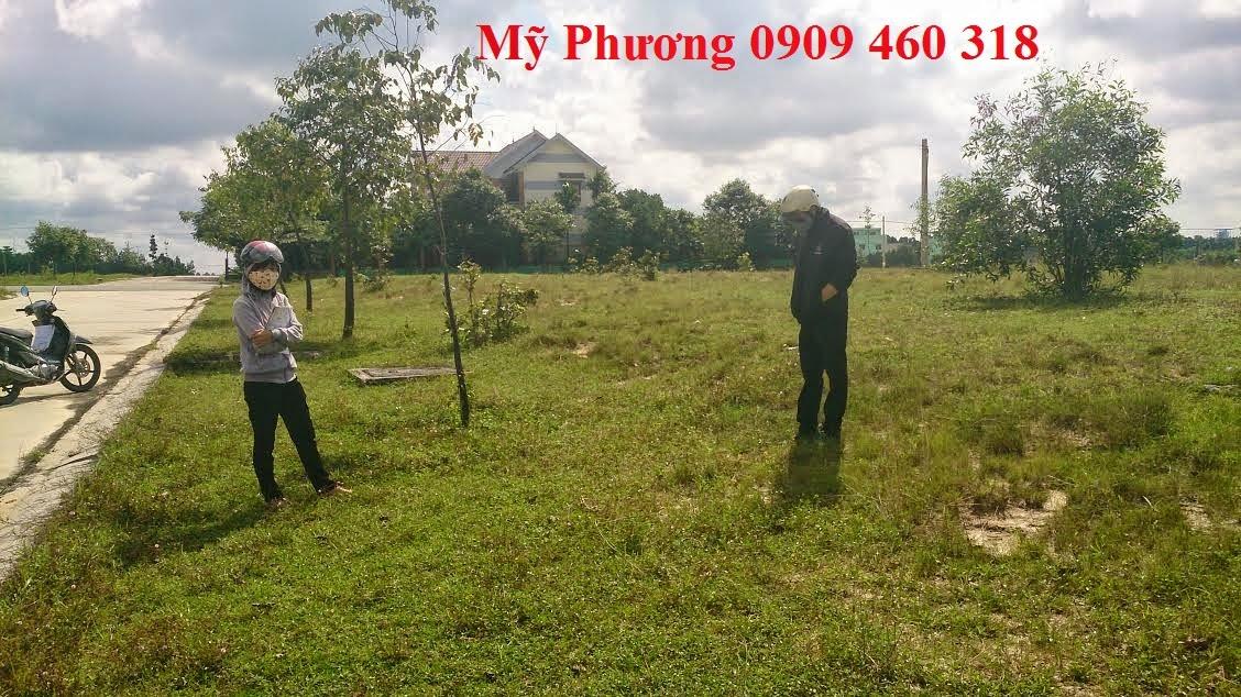 Đất đối diện trường ngay khu trung tâm giá rẻ lô H32 Mỹ Phước 3 Bình Dương cần bán