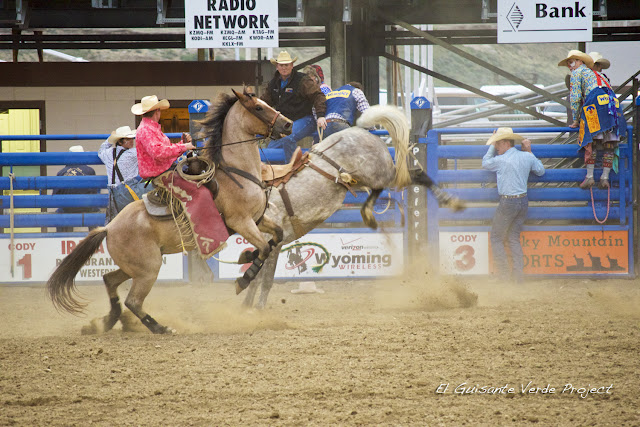 Cody Nite Rodeo - Cody, Wyoming por El Guisante Verde Project