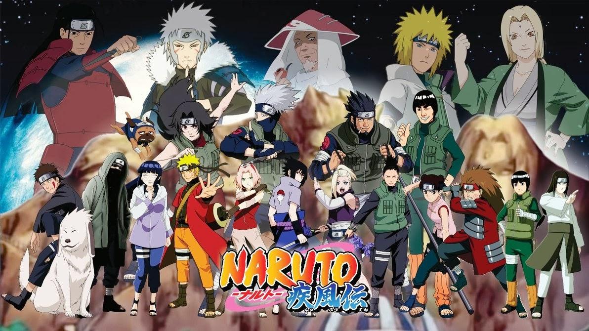 Capa Manga Naruto