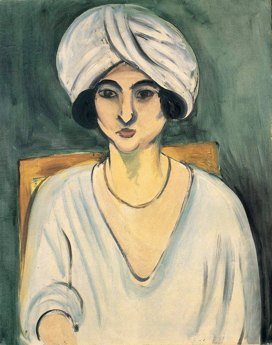 It S About Time Turbans In The Orientalism Of Henri