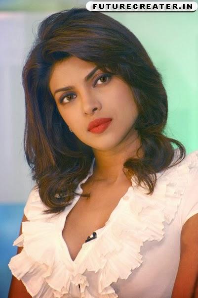 5.  Priyanka Chopra