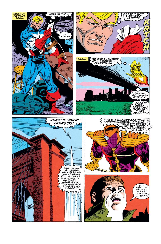 Captain America (1968) Issue #422 #372 - English 18