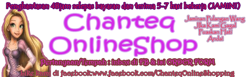 Chanteq OnlineShop