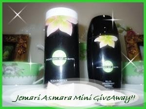 Jemari Asmara Mini Giveaway