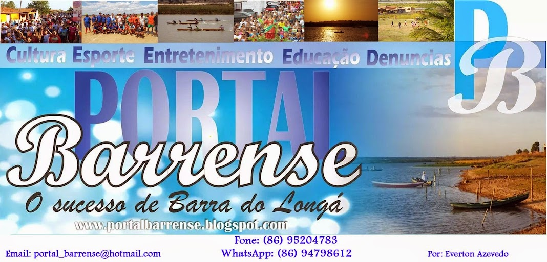 Portal Barrense  Barra do Longá