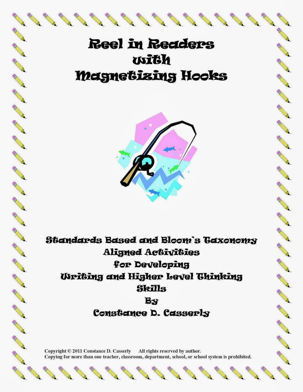 Reel in Readers with Magnetizing Hooks cover