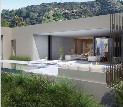 Casas estilo mediterraneo car interior design - Terrazas de casas modernas ...
