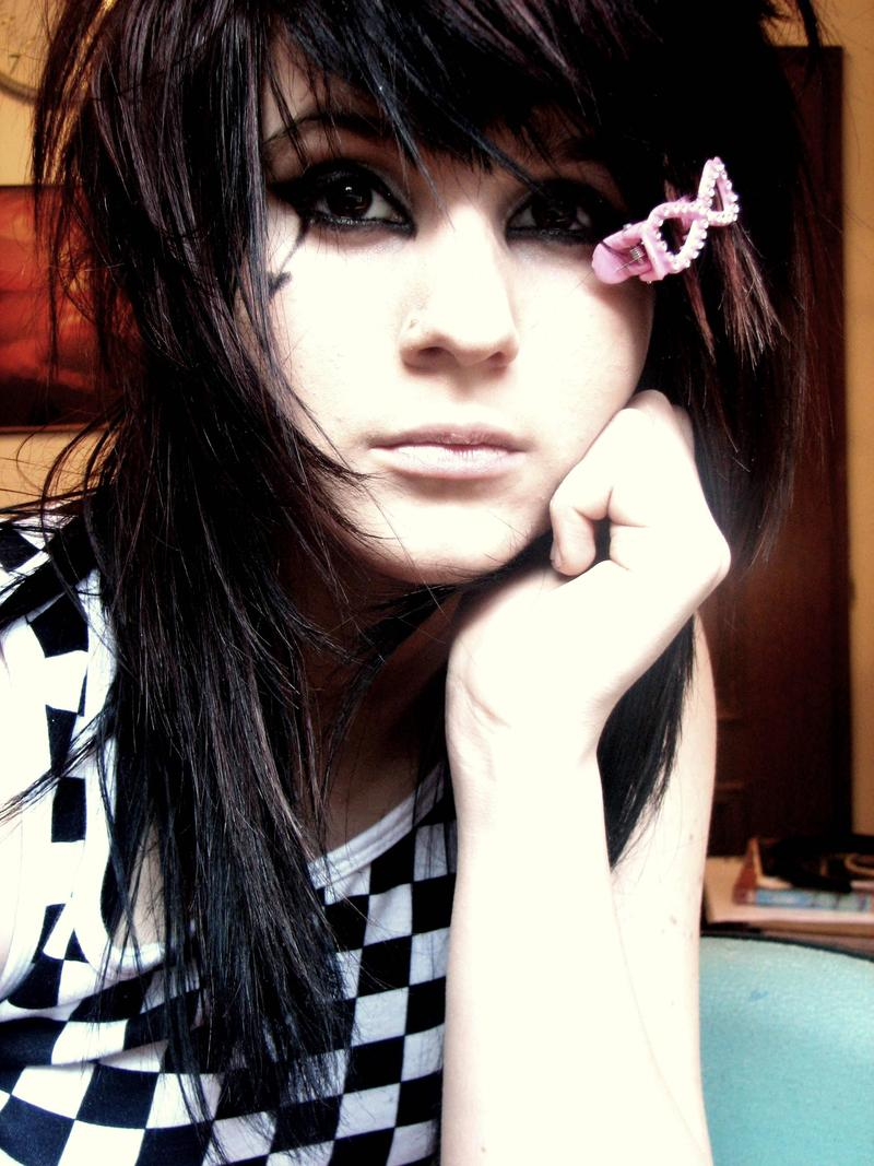 Giorxgio Hairstyles Emo Hairstyles