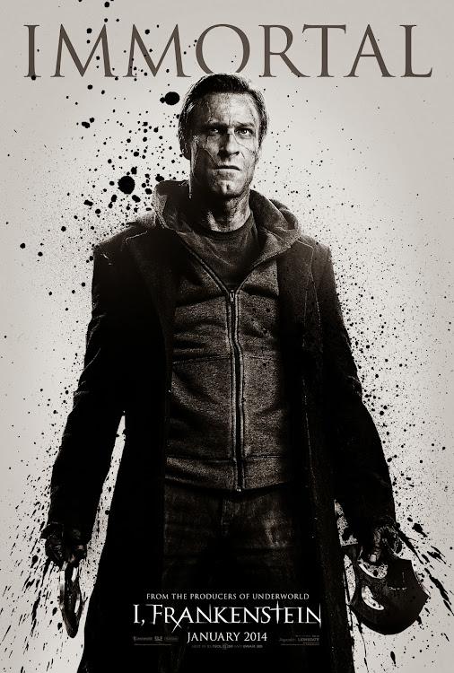 ตัวอย่างหนังใหม่ : I, Frankenstein (สงครามล้างพันธุ์อมตะ) ซับไทย poster