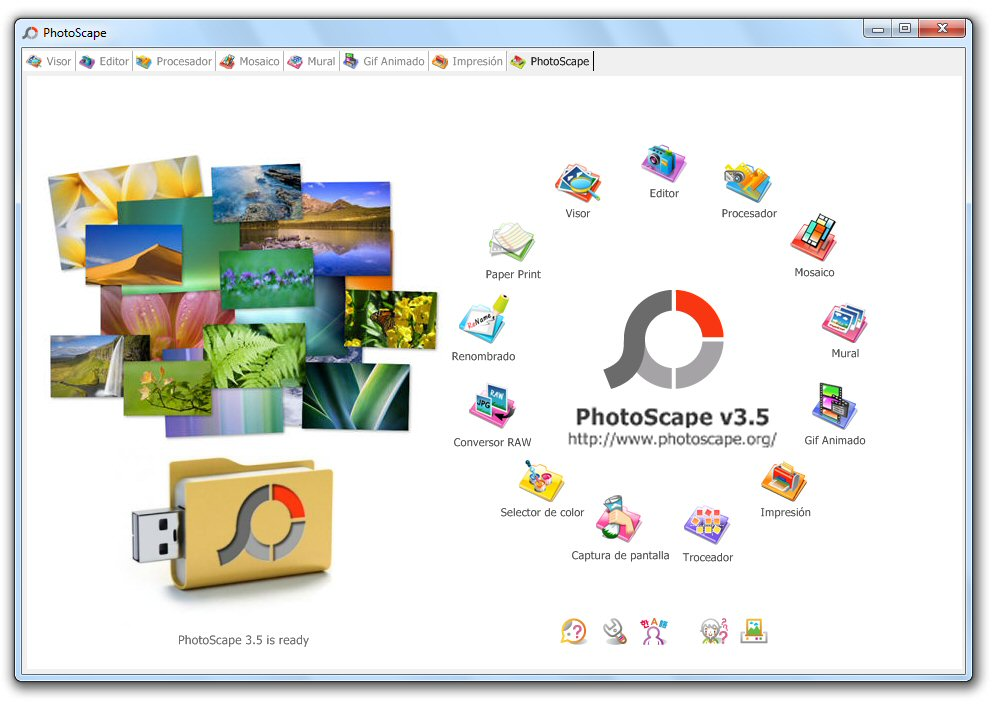 image editing software free download full version. Free Download PhotoScape 3.5 Full Version