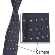 necktie Spy Camera