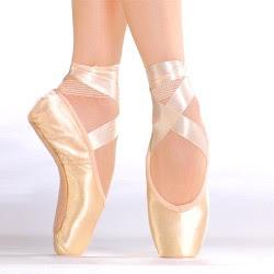 Sou bailarina do Municipal de Santos