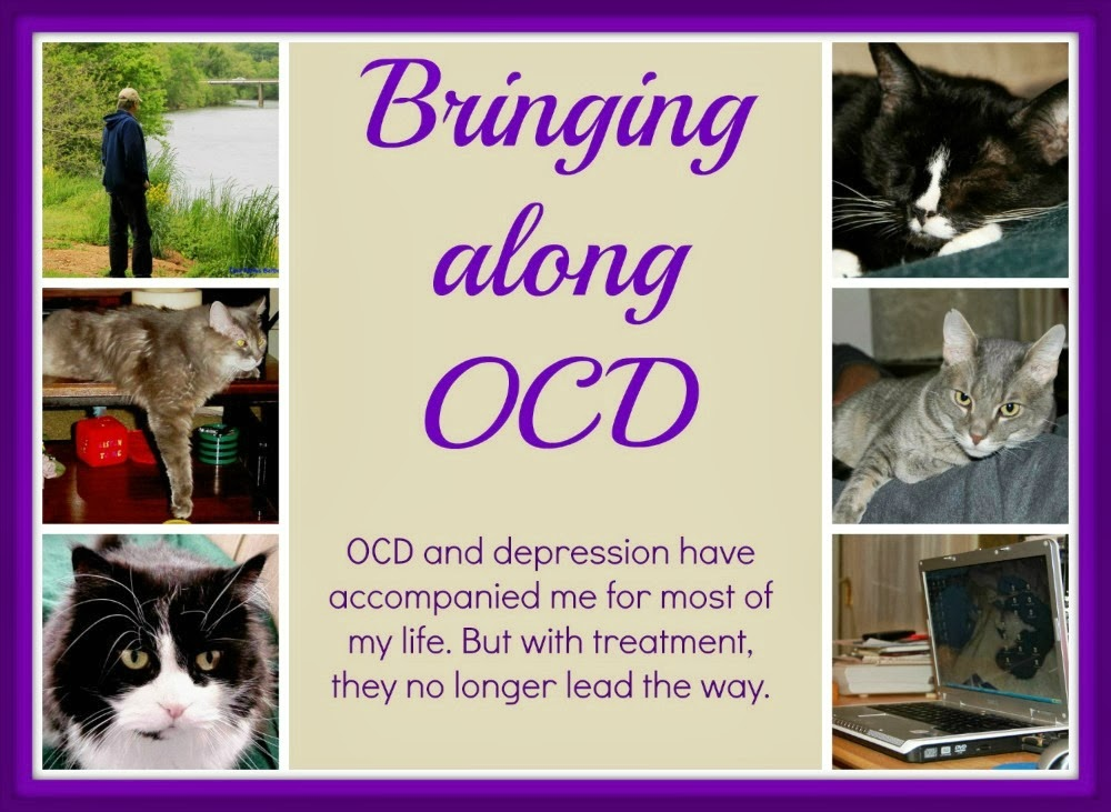 Bringing along OCD . . .