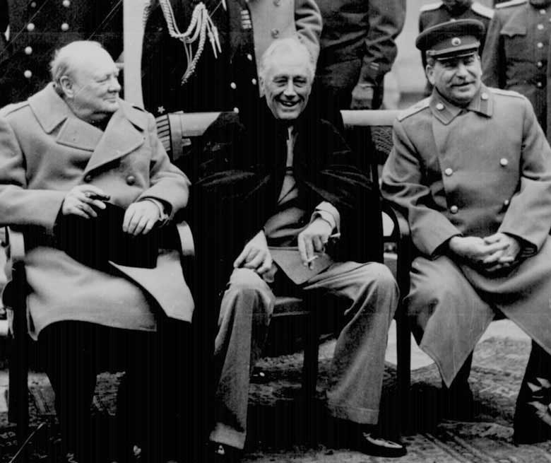 Polish Greatness (Blog): YALTA CONFERENCE: SECRETS, LIES, AND BETRAYAL