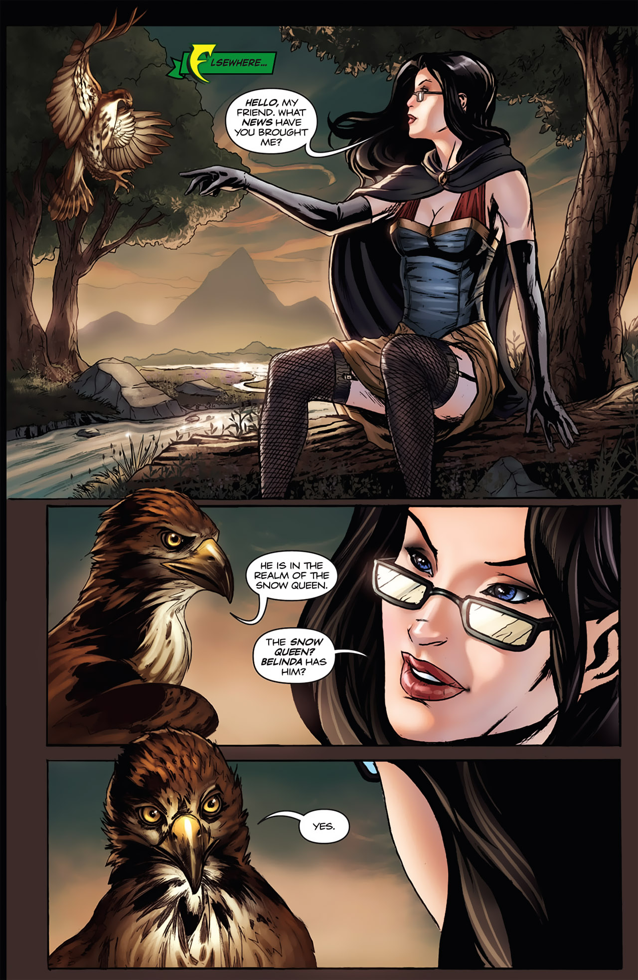 Grimm Fairy Tales (2005) Issue #22 #25 - English 16