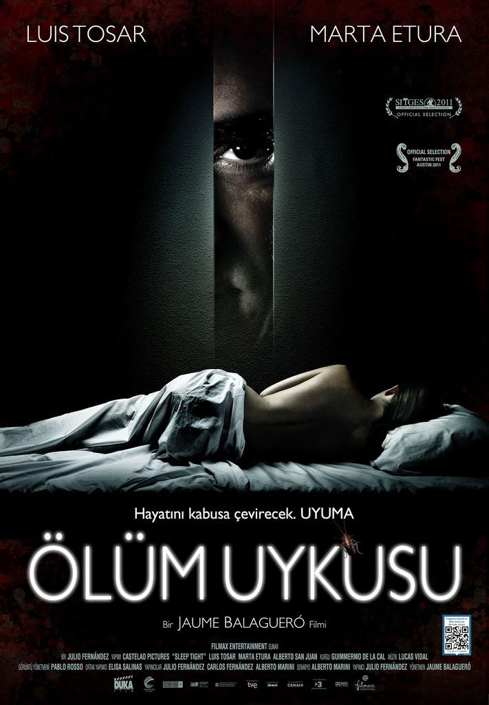 Mientras duermes (Sleep Tight, Ölüm Uykusu, 2011)