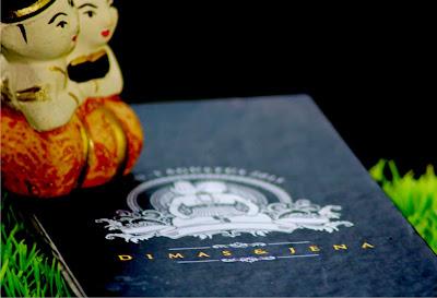 Contoh Desain Undangan Pernikahan Kartun Dimas & Jena (HCGD-22)