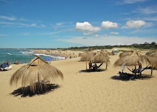 La Pedrera balneario turístico de Uruguay