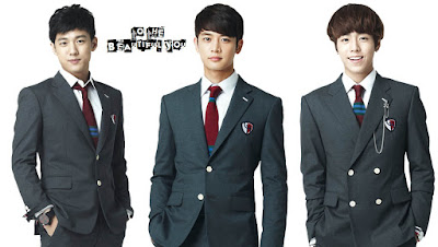 Biodata Pemain Drama To The Beautiful You