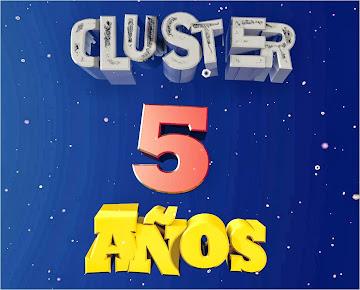 ANIVERSARIO CLUSTER