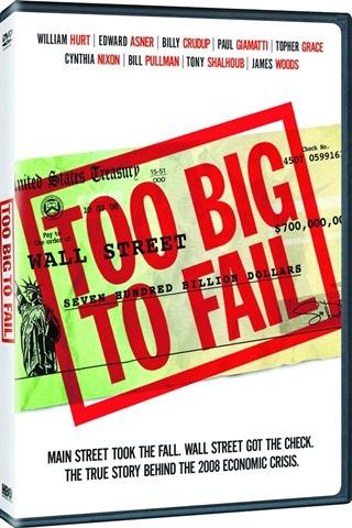 Too Big to Fail DVDR NTSC Español Latino Descargar 2011