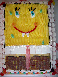 BOB ESPONJA DE CHUCHES