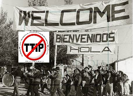 El #TTIP Made in Spain