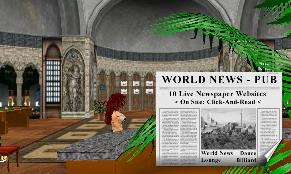 WORLD NEWS - PUB