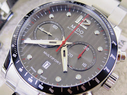 MIDO MULTIFORT CHRONOGRAPH - AUTOMATIC