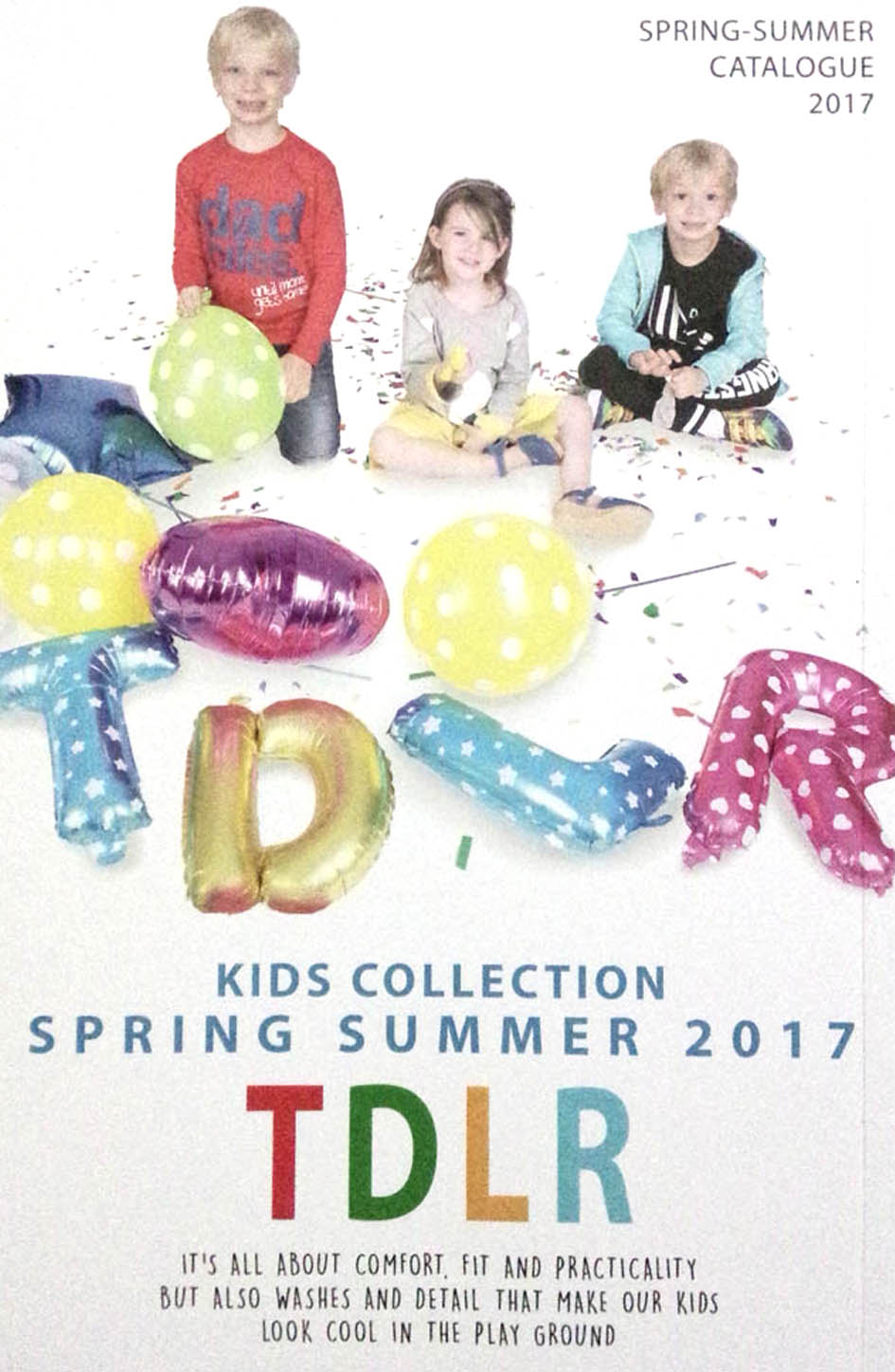 Katalog TDLR Kids Fashion