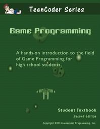 Game Programming from Homeschool Programming TeenCoder