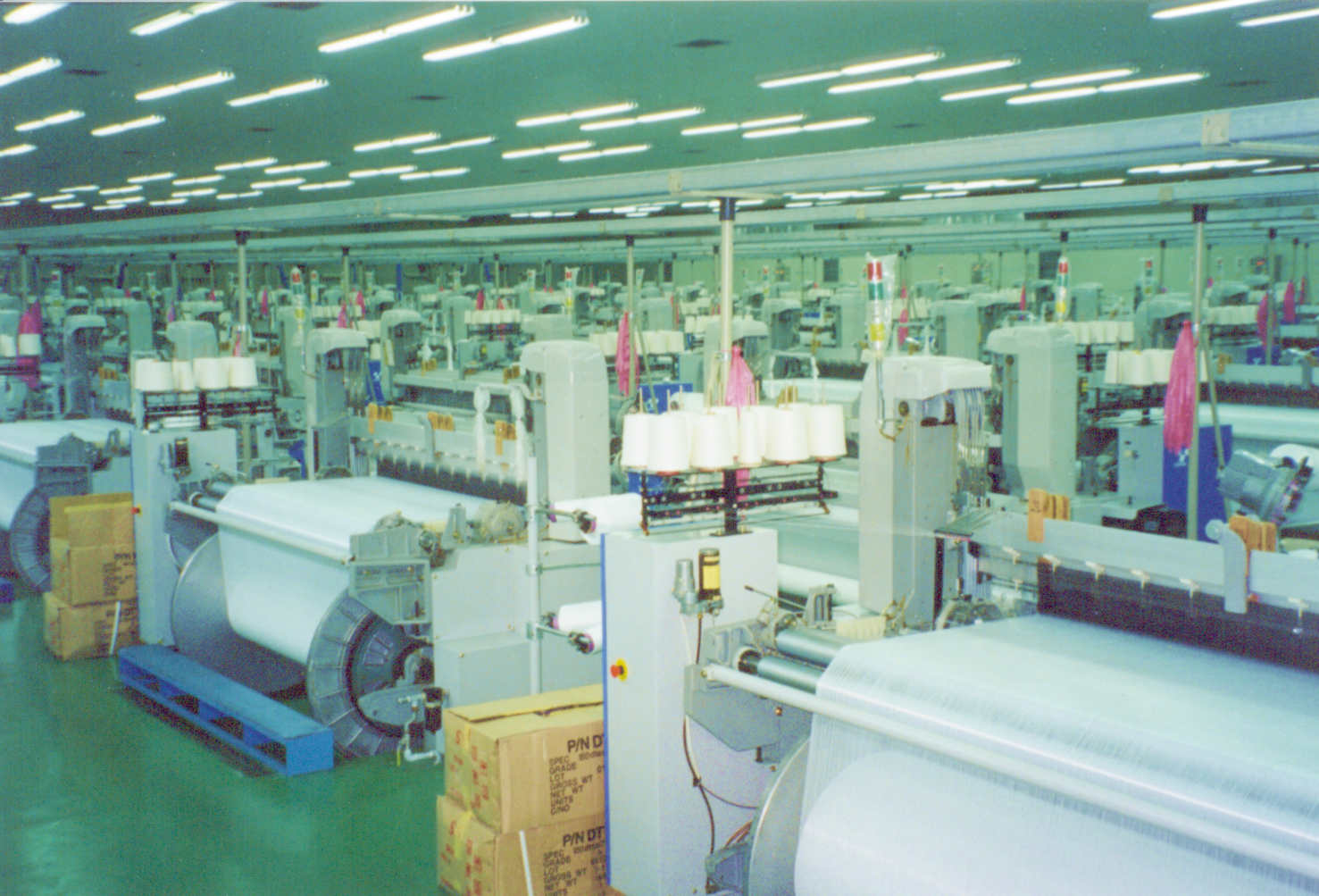 textile industry 183 the textile and clothing industry: adjusting to the post-quota world ratnakar adhikari and yumiko yamamoto 1 introduction it is just over two years since the.