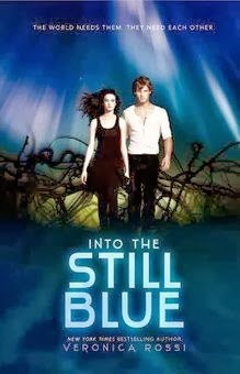 bookcover of INTO THE STILL BLUE [Under the Never Sky #3] by Veronica Rossi