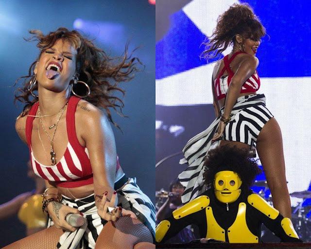 Rihanna en Rock in Rio