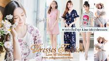 จั้มสูทแฟชั่น จั้มสูทแฟชั่นเกาหลี Line id:@dresses