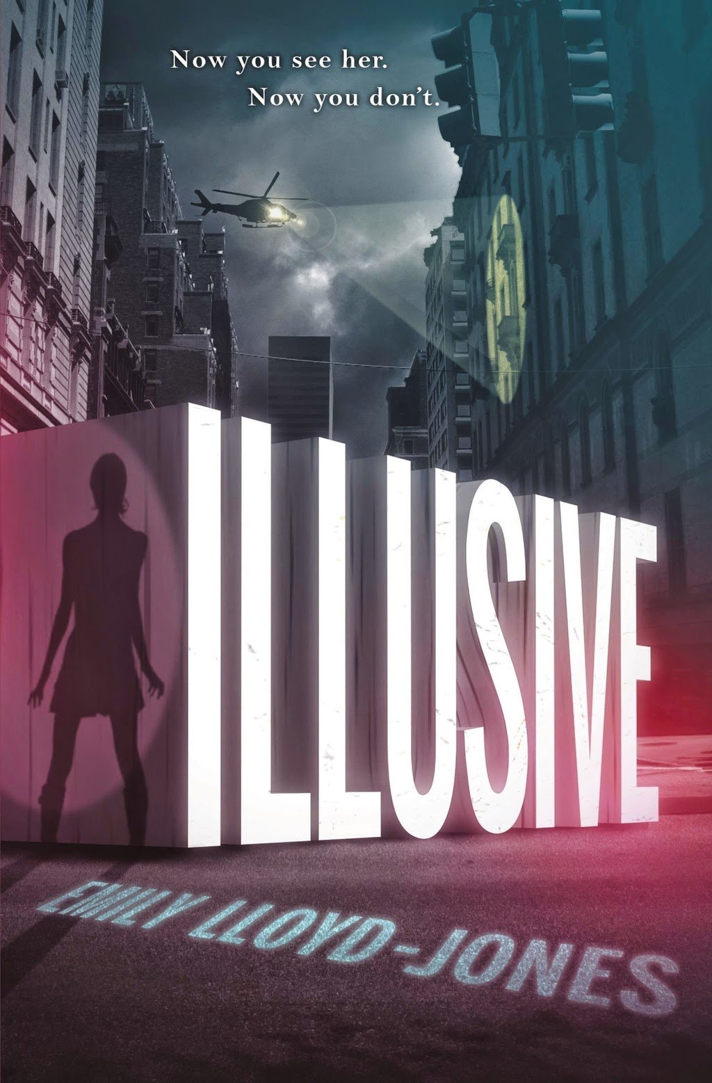 illusive by emily lloyd-jones book cover