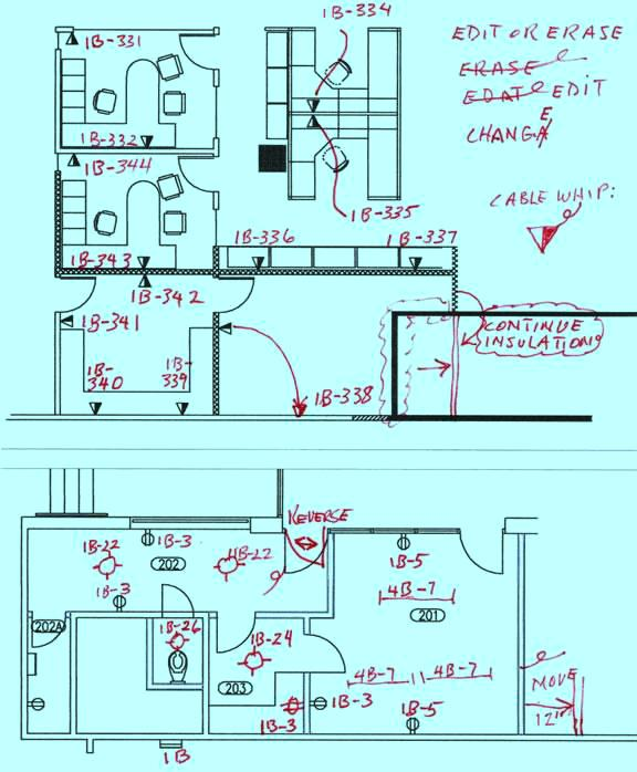 as built drawings electrical knowhow