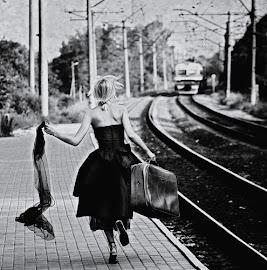 Espérame, que a este tren si que me subo