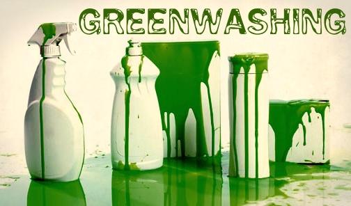 Зелёный камуфляж в косметике