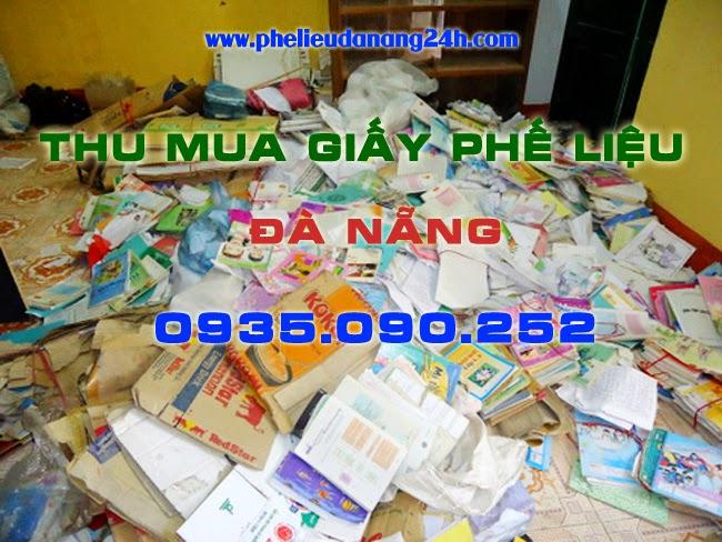 Thu mua Giấy phế liệu tại Đà Nẵng