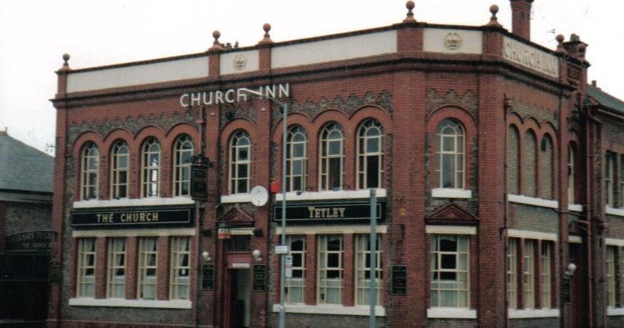 Pubs Of Manchester Church Church Road