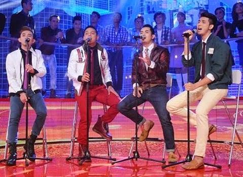 Team The Band: Xcess Ahli Xcess: AG, Danish Dash, Zulyasrani, One Juicy Lagu xcess Takkan Terpisah, konsert the band minggu 5