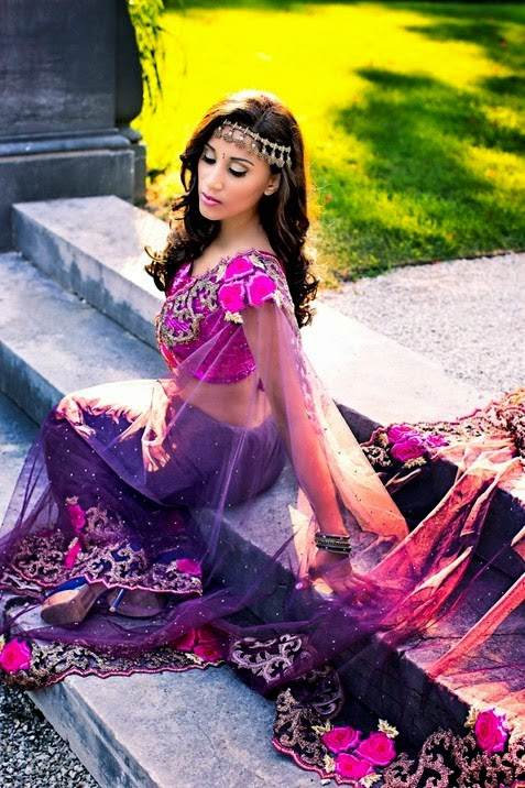 Latest Stylish Fancy Dress Collection 2014