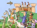 La época de los castillos
