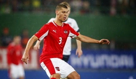 Manchester United keen on Aleksandar Dragovic