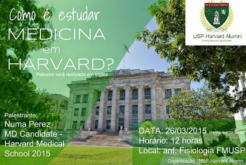 Como é Estudar Medicina em Harvard