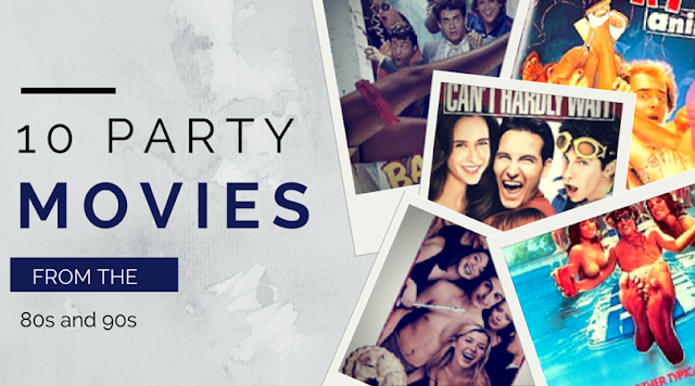 10 Top Party Movies