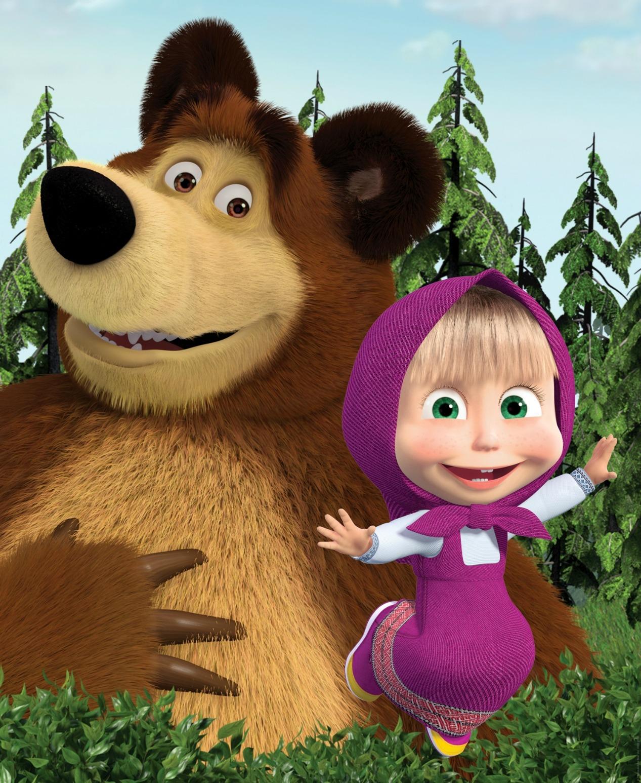 «Маша И Медведь Новые Маша И Медведь Новые Серии» — 2006