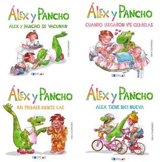 http://www.dylar.es/Libros/806/.%20%C3%81LEX-Y-PANCHO-%28colecci%C3%B3n%29.html